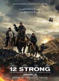 12 Strong [TS][VOSE]