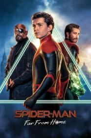 Spider-Man Far From Home 2019 720p NEW HDCAM LATINO-1XBET[TGx]