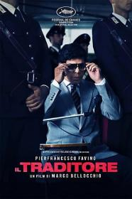 The Traitor 2019 ITALIAN 1080p BluRay H264 AAC-VXT